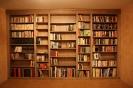 Bibliothek Eiche geräuchert