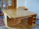 Schreibtisch 1 Lärche
