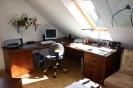 Schreibtisch Zebrano