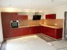 Küche 12 Rot-Eiche