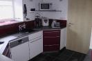 Küche 2.2 Weiß-Rot
