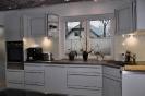 Küche 4.4 Weiß-Dekor