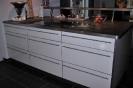 Küche 4.5 Weiß-Dekor