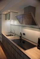 Küche 7.3 Eiche-Weiß