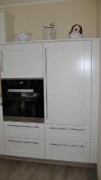 Küche 8.3 Weißlack-Eiche